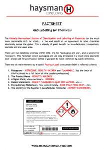 GHS Factsheet